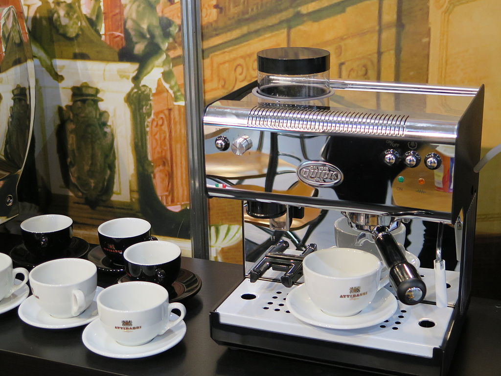 Exresso coffee machine