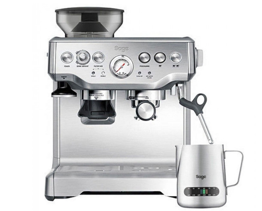 Sage By Heston Blumenthal bean to cup coffee machine